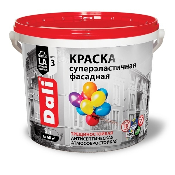 Купить фасадную краску по бетону в спб купить бетон можайск